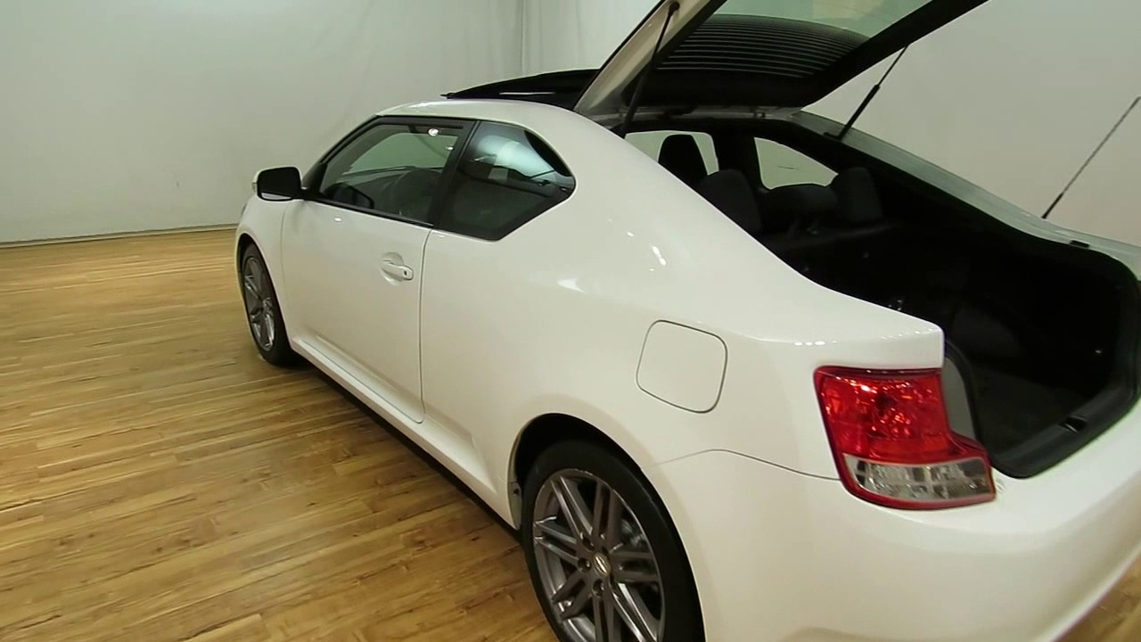 2012 Scion Tc Sunroof Carvision Youtube