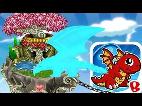 Dragonvale How To Get Ghostly Cold Dragon Youtube