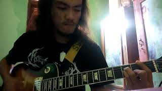 Moses Bandwidth-Prosa Dawai Laila(Laila Majnun Accoustic version) guitar cover