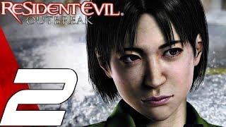 Resident Evil Outbreak HD - Gameplay Walkthrough Part 2 - Below Freezing Point [4K 60FPS]