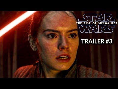 Star Wars: The Rise of Skywalker – TRAILER #3  – Daisy Ridley, Adam Driver (CONCEPT)