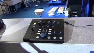 Introducing The PreSonus Monitor Station V2: Musikmesse 2014