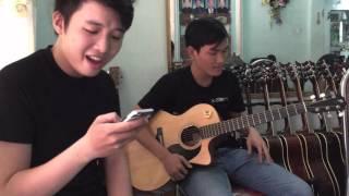 [Guitar Đệm Hát] - Counting star - Học viên lớp nhạc [6 NGÀY BIẾT CHƠI GUITAR]