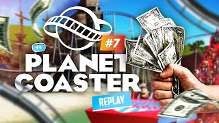 Il va falloir se remettre bien ! ► Planet Coaster #7