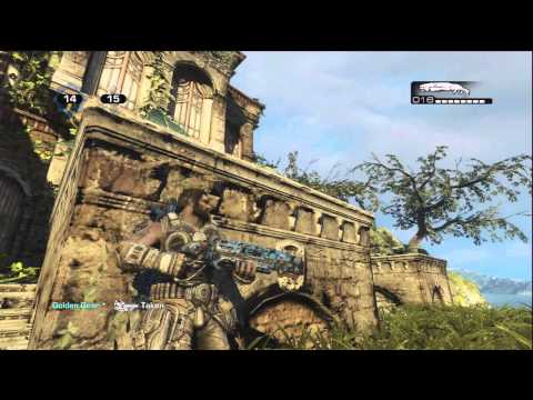 GEARS OF WAR 3 - WEAPON SKINS 12 - TEAM DISTRESSED