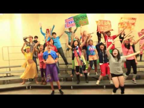 Burnaby Central LipDub 2012