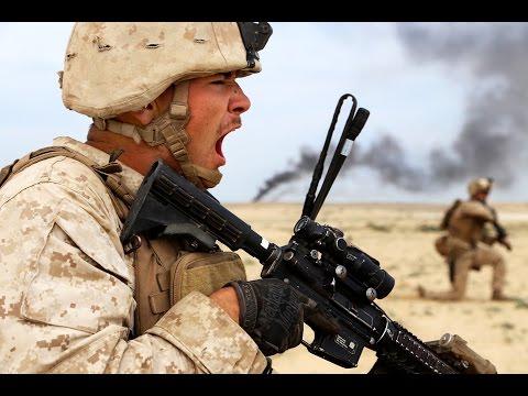 Интервью с американским морским пехотинцем US MARINE CORPS  Морская пехота США