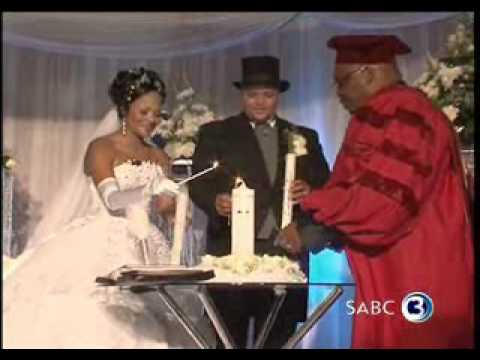 Zanele Mbokazi and Bishop Mpendulo Nkambule wedding preview