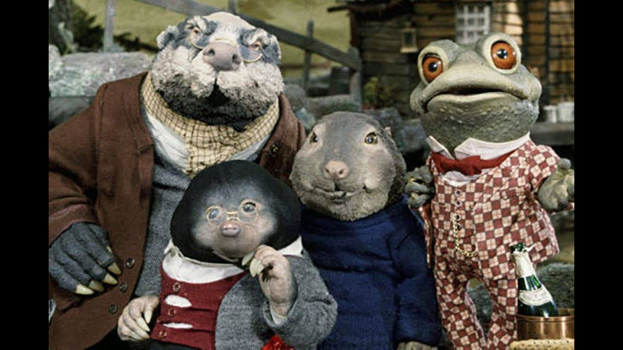 Image result for The Wind in the Willows TV