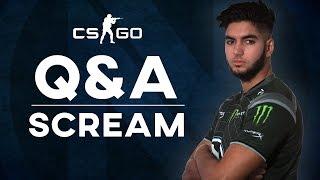 EnVy CS:GO - Short Q&A with ScreaM