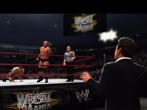 WWE '13 WMXV #6: Stone Cold vs...