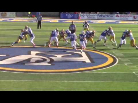 Southeastern Oklahoma State University vs  Arkansas Tech Week 8 Highlights 2016