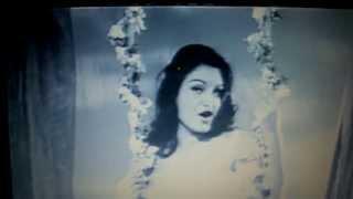 DALIDA rare complet la vidéo  DANS LE BLEU DU CIEL BLEU   VOLARE      1958