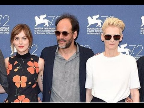 "72nd Venice Film Festival - ""A Bigger Splash"" Press Conference"