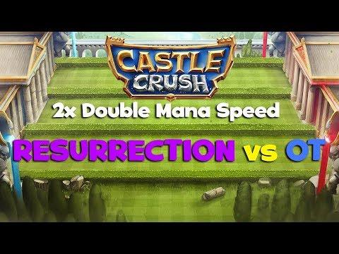 LIVE - Double Mana Speed!