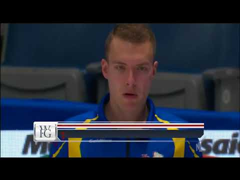 Bottcher (AB) vs. Gushue (CA) - 2018 Tim Hortons Brier - Draw 12