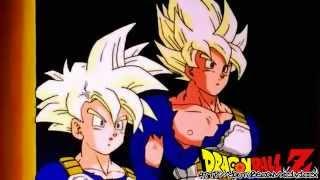 Goku y Gohan salen de la Sala del Tiempo [HD] thumbnail