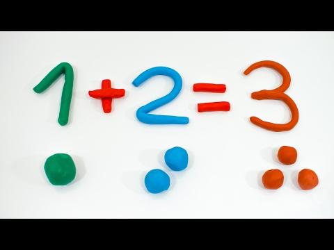 Aprender a sumar - Video para niños