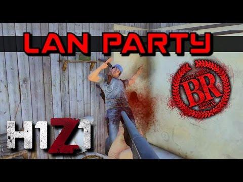 DEADLY PREY - H1Z1 Battle Royale poster