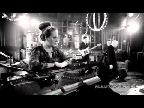 Adele - Interview Walmart Soundcheck (February 18th, 2011)