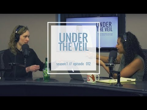 Under the Veil Podcast Episode 012 // A Bridal Gown that Fits You with Chelsea Lovett