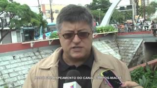 TERCEIRA VIA NOTÍCIAS DE 26 DE NOVEMBRO DE 2015 VT   OPERAÇÃO ROBO CANAL CAMPOS MACAÉ