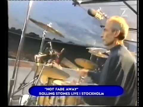 Rolling Stones: live footage Stockholm (Voodoo Lounge Tour)