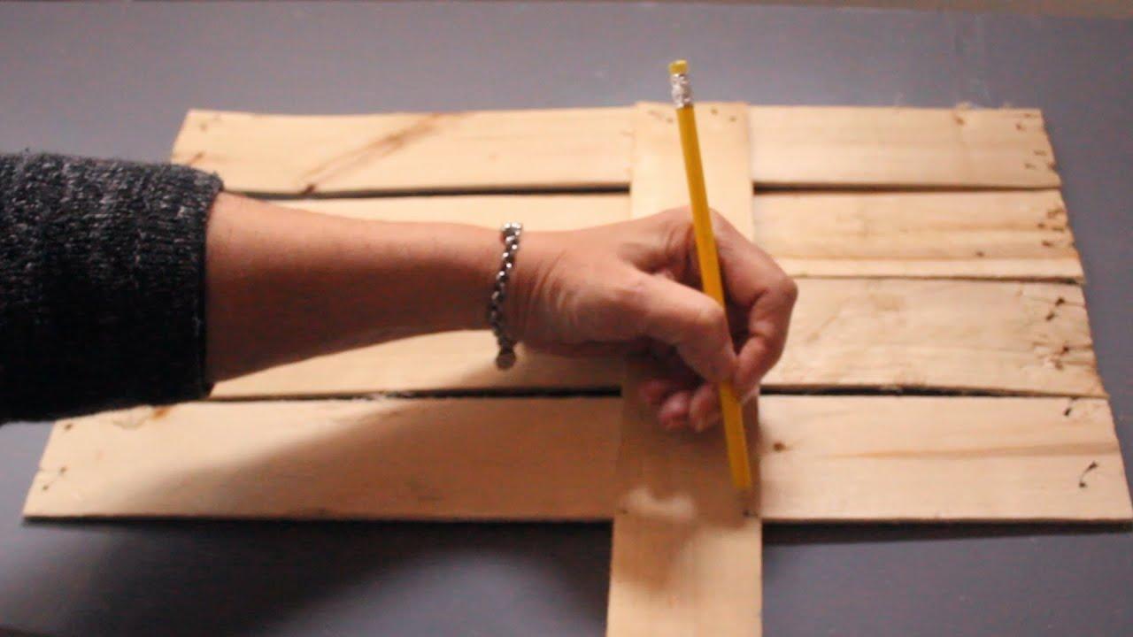 ♻ IDEAS con tablas 🌼 Reutiliza MADERAS 😘 TRANSFERENCIA con cola blanca  😍 DECOUPAGE 💕 Arte en casa