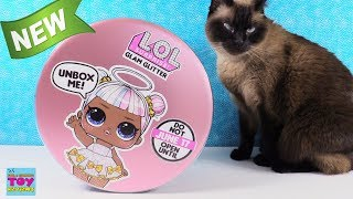 LOL Surprise Glam Glitter REVEAL Series 2 Unboxing Doll Toy Review | PSToyReviews