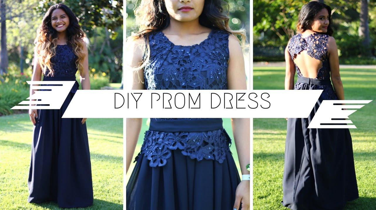 Homemade Unique Prom Dresses