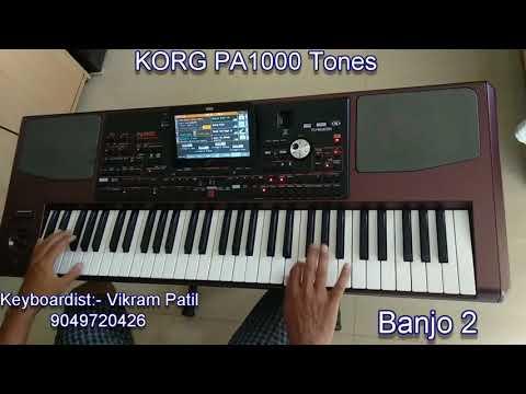 KORG PA1000 INDIAN TONES DEMO HQ  - video NovostiNK