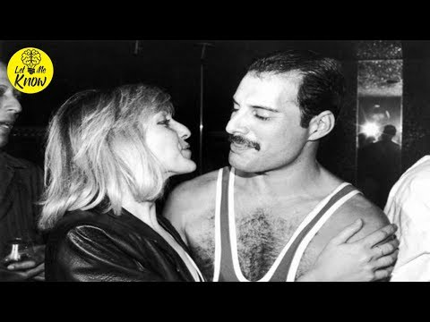 After Freddie Mercury Passed Away, He Left A Chunk Of His Fortune To The Woman He'd Called His Wife