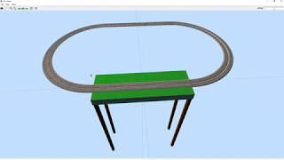 138. 철도모형 기차 HO스케일 Model Train…