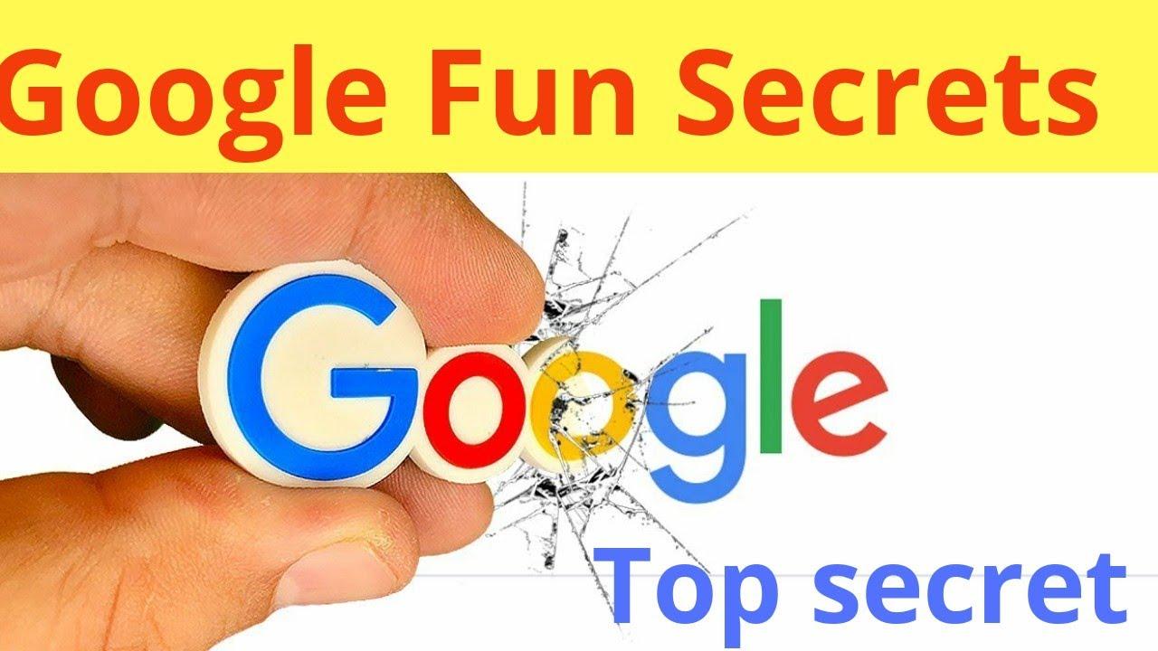 Google Tricks Google Gravity Google Underwater Google Sphere Google Zipper Fun Google Secrets Youtube