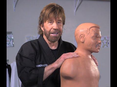 Chuck Norris Reveals Secret To Success