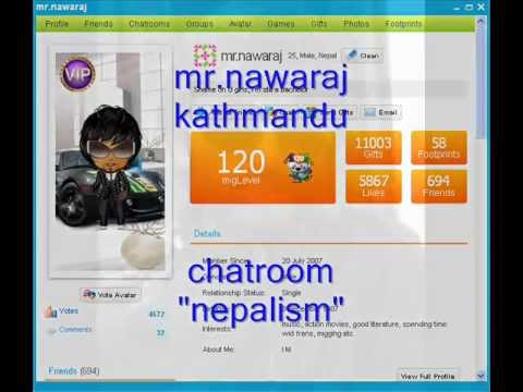 mig33 admins,mentors and merchants profiles with their details of nepal