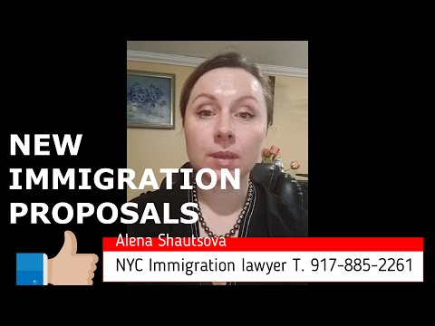 🔴New Immigration Proposals In The Heroes Act: NYC Immigration Lawyer USA Immigration Attorney