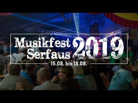 Musikfest 2019 in Serfaus [Teaser]