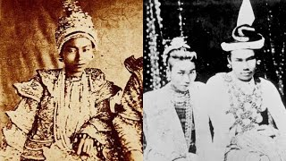 ราชินีองค์สุดท้ายของพม่า Back To The History : ย้อนรำลึกประวัติศาสตร์ No.2