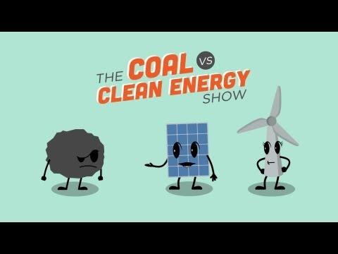 The Coal vs Clean Energy Show