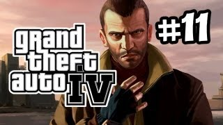 GTA IV Walkthrough Part 11 - Easy as can be (Let's Play)