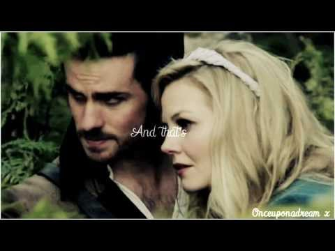 Emma and Hook ll How you get the girl