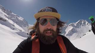 Powder Extreme Verbier snow report 24th of march 2018