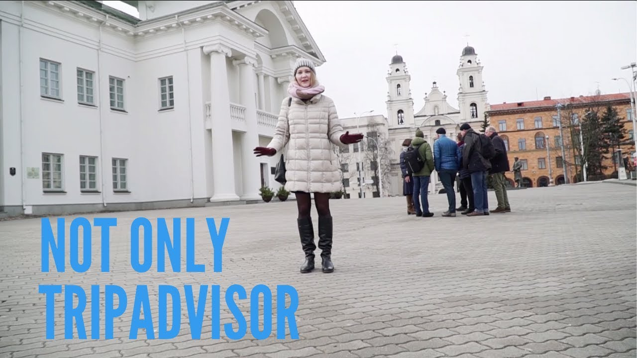 How to Explore Minsk City in 2 hours | Part 1