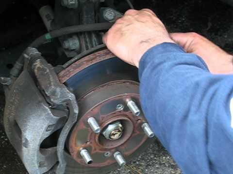 honda civic squealing dust shield wheel  youtube