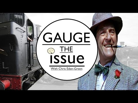 GAUGE THE ISSUE: Left For Titfield!