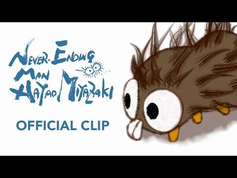 """Never-Ending Man: Hayao Miyazaki - """"Working with CGI"""""""