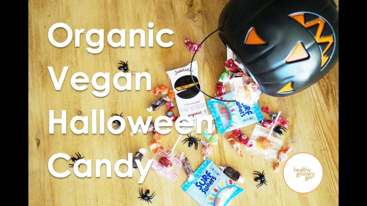 organic halloween candy vegan gluten free healthy grocery girl - What Halloween Candy Is Gluten Free