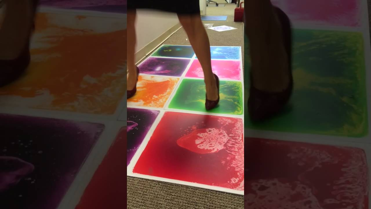 Liquid floor tile hopscotch youtube liquid floor tile hopscotch dailygadgetfo Choice Image