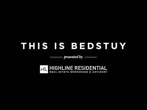 This is Bed-Stuy - Bedford-Stuyvesant neighborhood tour